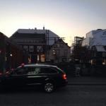 ECC 2014 - Reykjavik am Vormittag