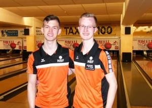 1. Squad 1.: NL / de Ruiter - Bergman